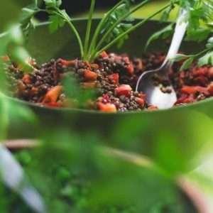 lenticchie ciotola