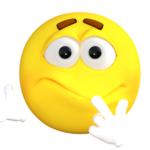 emoji perplesso