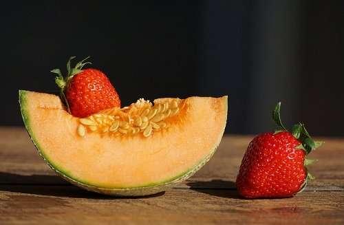 melone fetta
