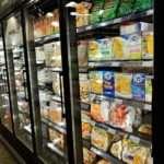 surgelati al supermercato