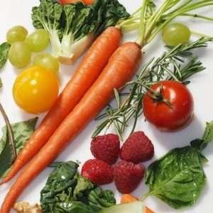 frutta e verdura bio e rischio cancro